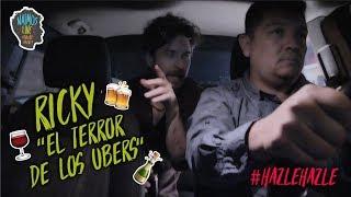 """Ricky """"El Terror de los UBERS"""""""