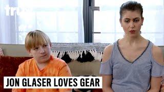 Jon Glaser Loves Gear - Jon's Tucking Announcement (Bonus Scene) | truTV