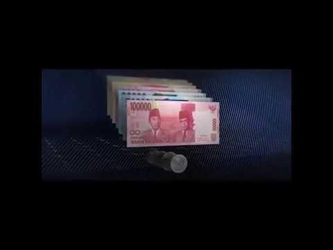 Uang baru Indonesia 2016