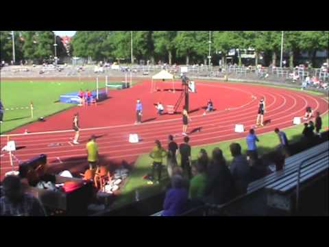 Pfingstmeeting München - 400m men - heat 2 - David Gollnow 46,38 sec