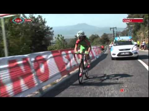 Presidential Cycling Tour of Turkey 2013 - Stage 6 - Final kilometers