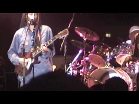 Julian Marley, Live at UCF Video