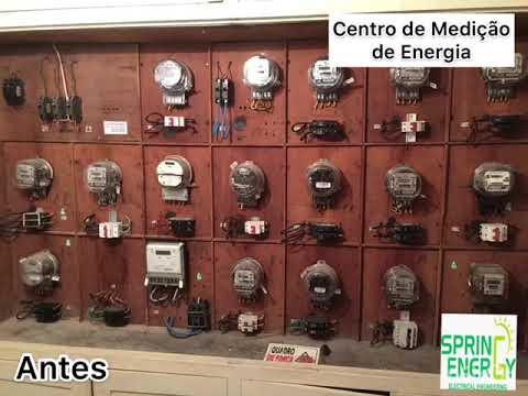 Condomínio Savion - Adequação Elétrica - SPRING ENERGY