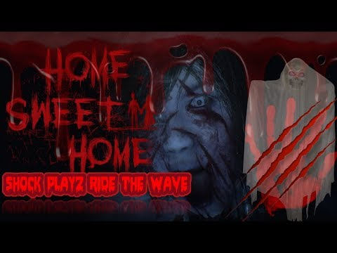 HOME SWEET HOME: New Horror Game (Ps4) FULL Walkthrough - [Live] Stream | 30 Days Of Halloween