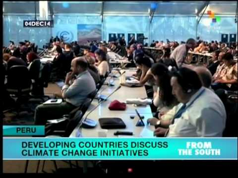 UN Climate Change conference agreement not for to developing countries