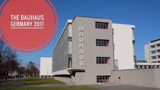 The Bauhaus by Walter Gropius - Dessau Germany 2017