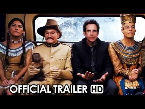 Night At The Museum: Secret Of The Tomb Official Trailer #1 (2014) - Ben Stiller Comedy HD