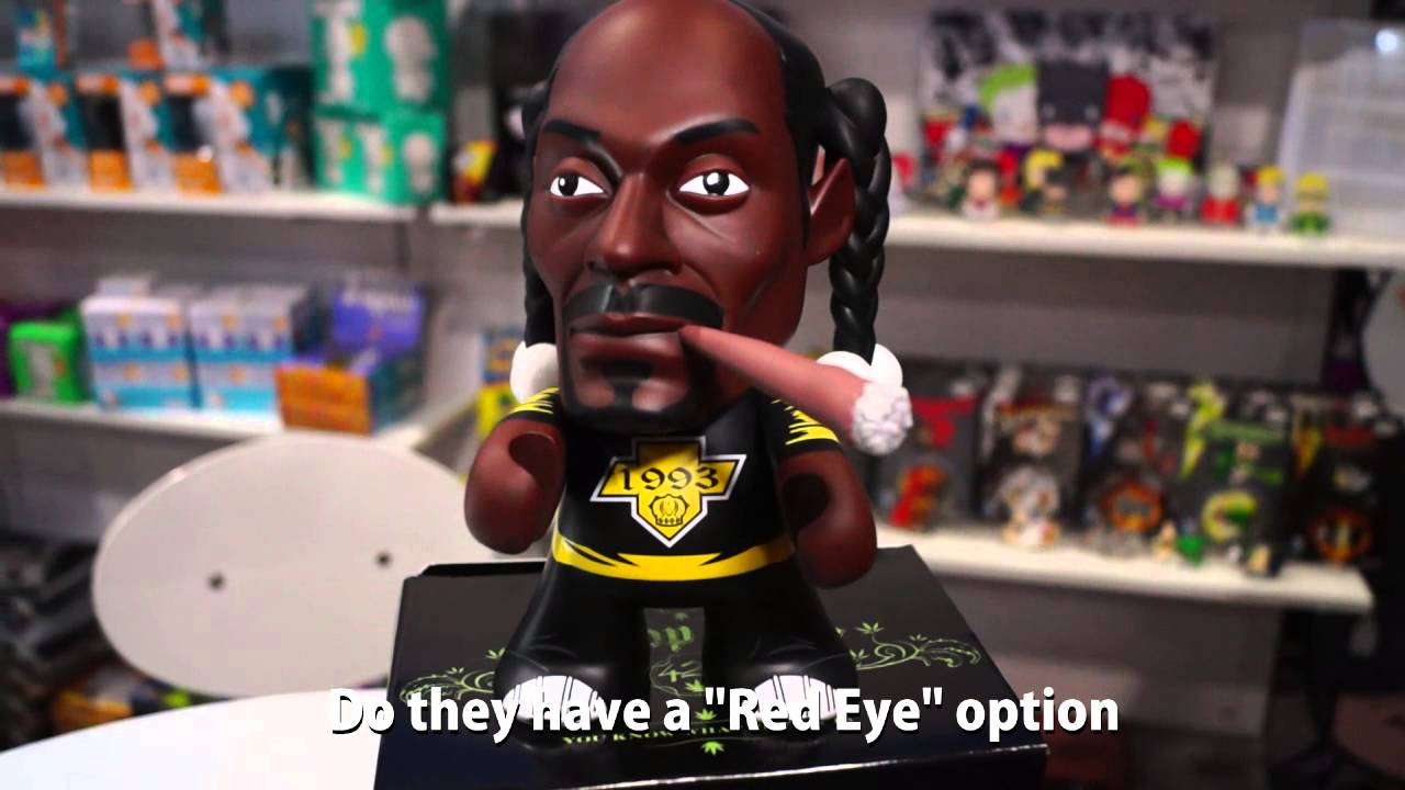 Snoop Dogg Action Figures Toys Snoop Dogg Kidrobot Toy