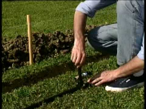 Giardinaggio come realizzare un impianto di irrigazione - Piscina fai da te interrata ...
