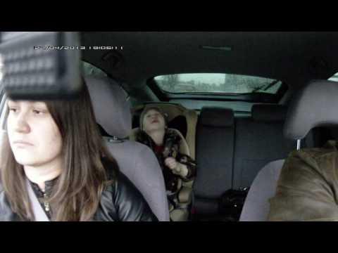 Лепс в машине! Пацан жжет!! Смотреть до конца))))