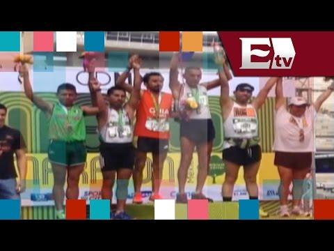 Detalles del Maratón de la Ciudad de México / Entre mujeres