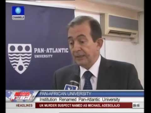 Pan-African University Changes Name To Pan-Atlantic