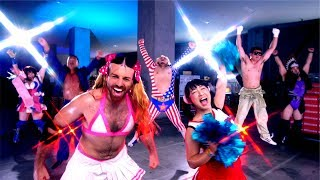 Download Lagu 【MV】DEADLIFT LOLITA「Pump Up JAPAN」【筋肉】 Gratis STAFABAND