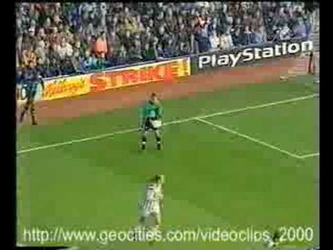 Shay Given Mistake