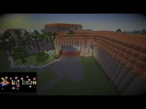 MINECRAFT ARDEN HILLS CLUB MEGA BUILD - UPDATED! Xbox One