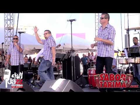 BOBBY VALENTIN Y EL INDIO RODRIGUEZ EN EL DIA NACIONAL DE LA SALSA 2014