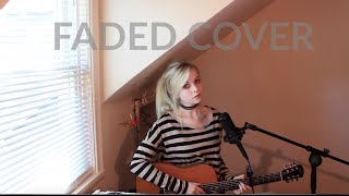 Video clip FADED-Alan Walker Cover-Holly Henry