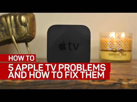 5 common Apple TV problems and how to fix them