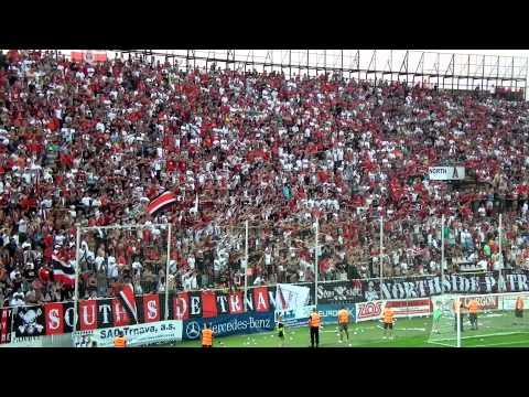 Spartak Trnava - Lokomotiv Moskva 1:1 (Full HD)