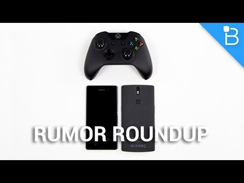 Rumor Round Up - OnePlus One Mini, Sony Xperia Z4, Microsoft Arcadia