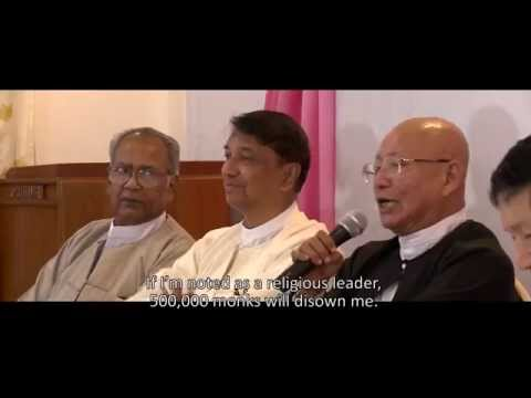 Journalists & Religious Leaders Reflect on Faith in Myanmar Media
