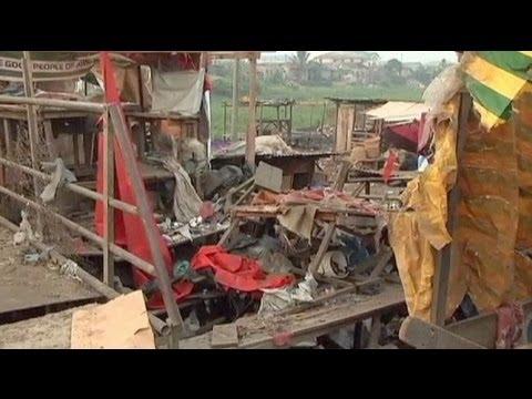 Blasts rock Nigeria as death toll rises