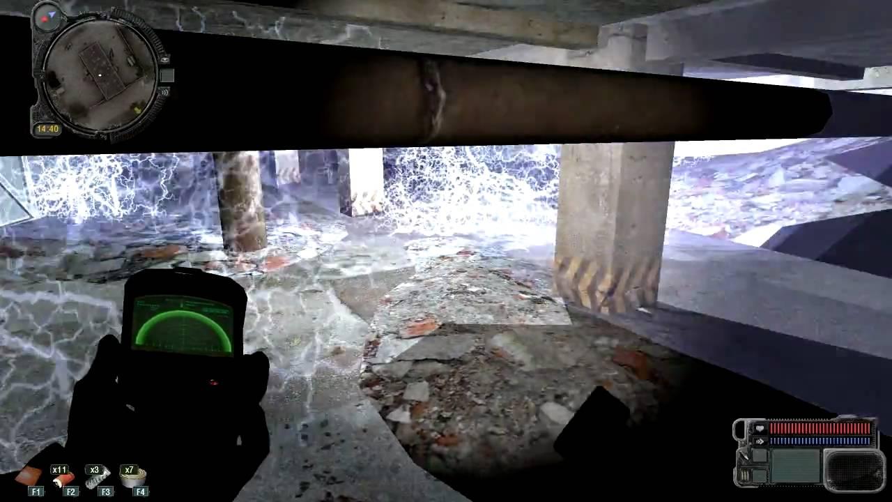 STALKER: Зов Припяти - Инструменты 4. S.T.A.L.K.E.R. Shadow Of Chernobyl -
