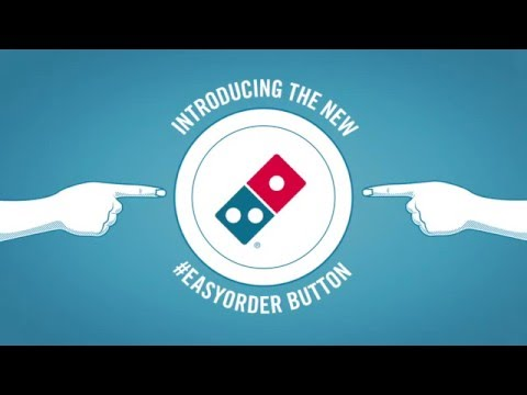 Win Domino's real life #EasyOrder button!