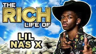 Lil Nas X | The Rich Life | Old Town Road | From $5.62 Dollars to $4 Million Overnight
