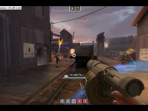 col.Reptile Demo Jump Badlands TF2