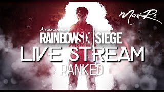 《LIVE》Rainbow Six Siege ▪ RANKED ▪ PLAYING WITH SUBS《PS4》♡
