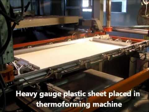 Vacuum Thermoforming Process Gauge Vacuum Thermoforming