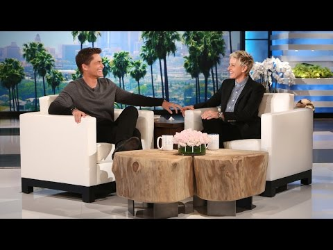 Rob Lowe on His DIRECTV Ads