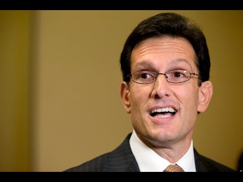 Eric Cantor Now Wall Street Banker with $2 Million Salary