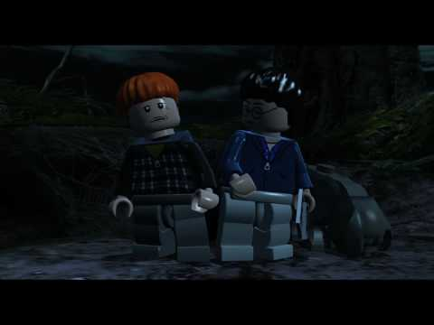 LEGO Harry Potter Years 1-4 - DS | PC | PS3 | PSP | Wii | Xbox 360 - Aragog video game trailer HD
