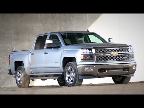 2015 Chevy Silverado and GMC Sierra - Review and Road Test