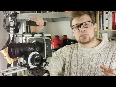 Amazing FOTGA DP500IIS, DP500 2S... II S? Follow Focus, affordable and delivering!  REVIEW