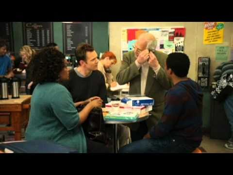 Community: Season 1 Outtakes 1