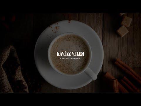 Kávézz velem I 5.rész I Tóth Kristóf (KRSA ) I (PASO)
