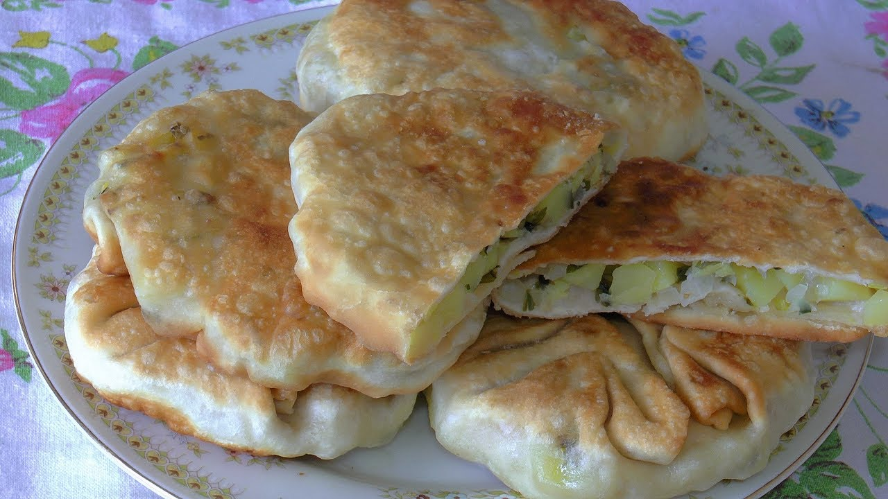 Плацинды молдавские рецепт пошагово