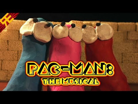 Pac-Man the Musical: A Pacapella Song (Game Parody)