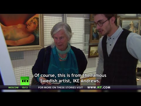 Tricky Treasure: IKEA images mistaken for million-dollar masterpieces in social experiment