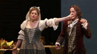 Don Giovanni and Zerlina Duet - La ci darem la mano - Metropolitan Opera