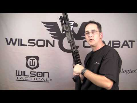 Wilson Combat - 870 Scattergun - Safety & Function Test