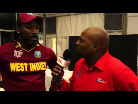 Chris Gayle On His Record-breaking 215 video