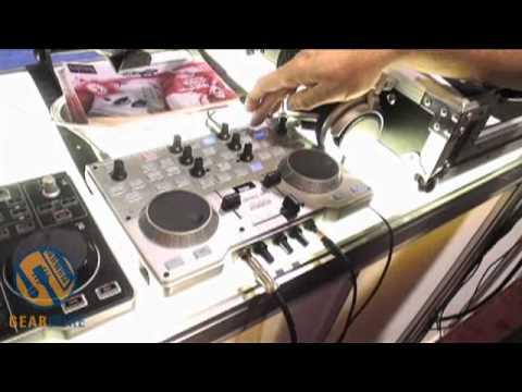 Hercules DJ Console MK4 USB Controller / Audio Interface Demo'd By The World-Renowned DJ Steve (Vide
