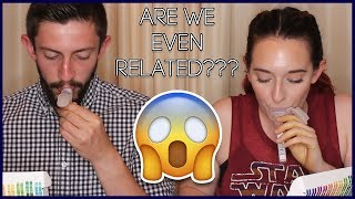 Siblings Test Out 23andMe DNA Test + DNA Test Review