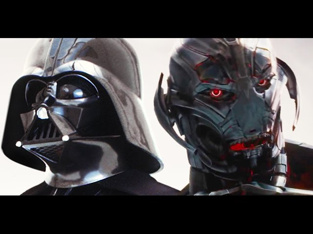 Star Wars (Avengers: Age of Ultron Style!)