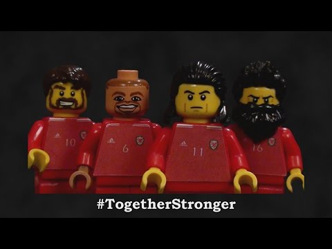 Wales qualify for Euro 16 in Lego