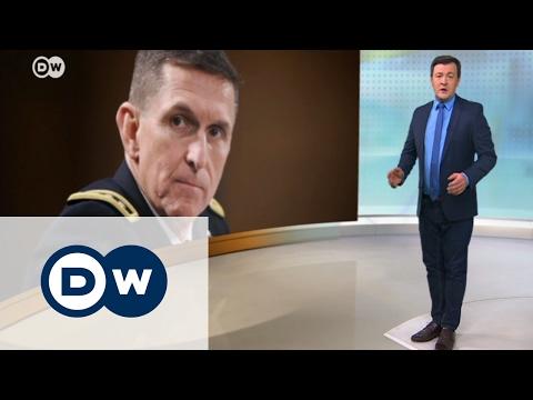 Отставка Флинна - разворот Вашингтона от Москвы? - DW Новости (14.02.2017)